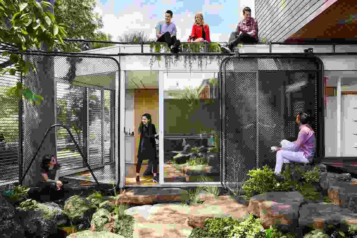 Kiah House by Austin Maynard Architects.