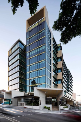 Ipswich Government Office Building by Cox Rayner Architects.