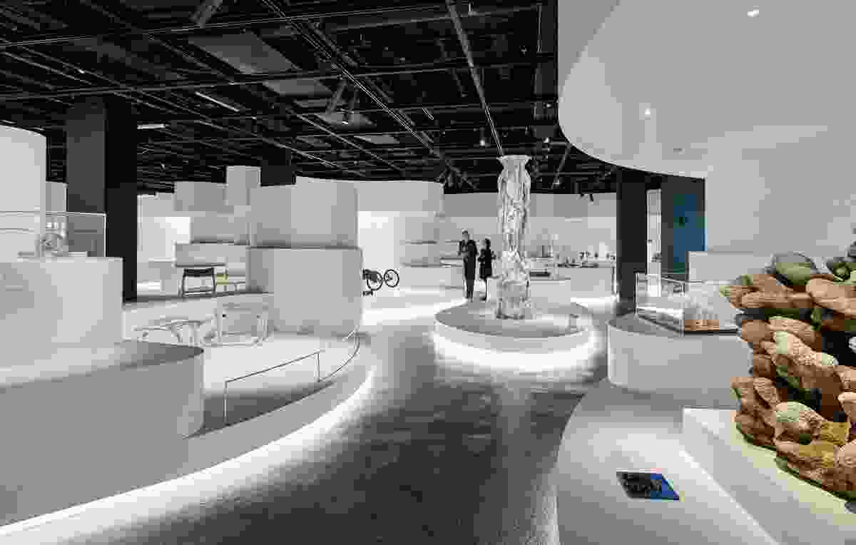 Powerhouse Museum Exhibition: Out Of Hand by LAVA: Laboratory For Visionary Architecture.