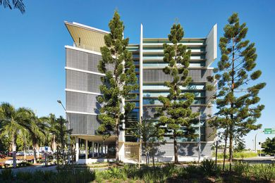 QUT Creative Industries Precinct 2 by Kirk and Hassell (architects in association).