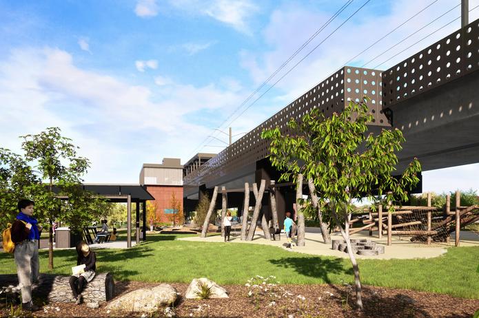 Wood Marsh's Coburg, Moreland stations to begin construction