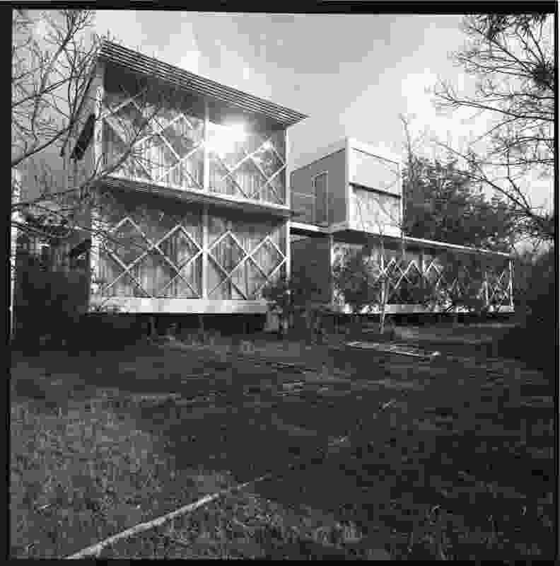 Gillison house, Balwyn, 1952.