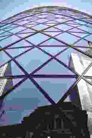 A reflection of societal values: the Gherkin jostling for pride of place(lessness).
