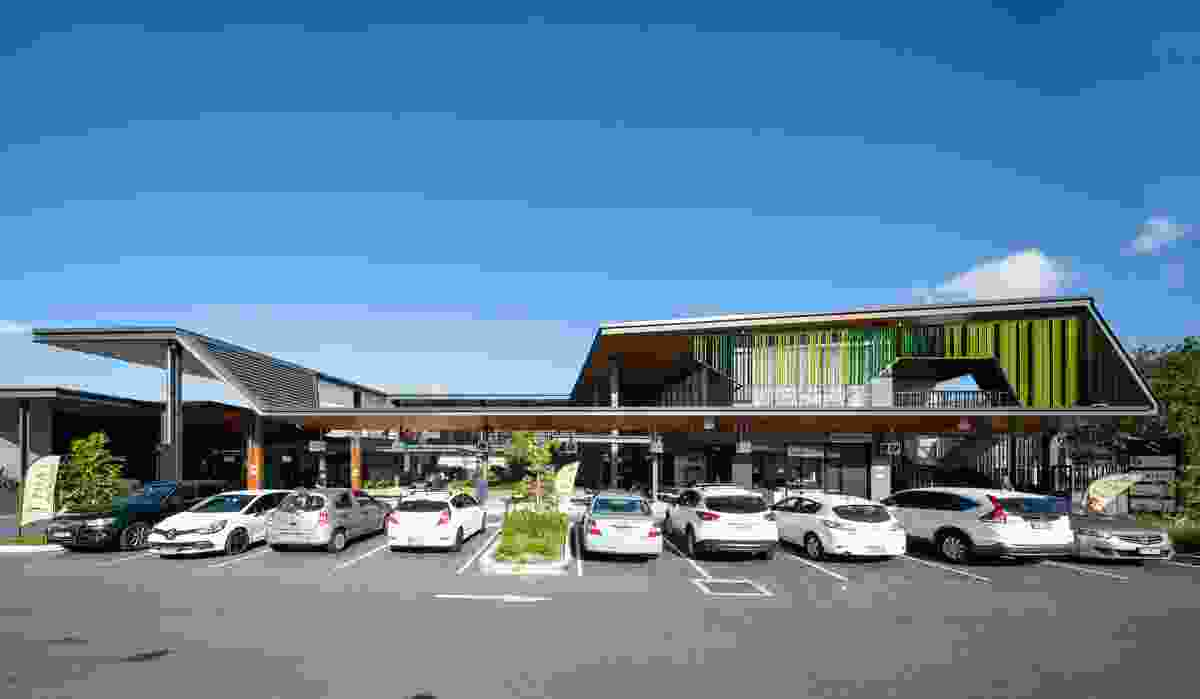 Camp Hill Marketplace by Arkhefield.
