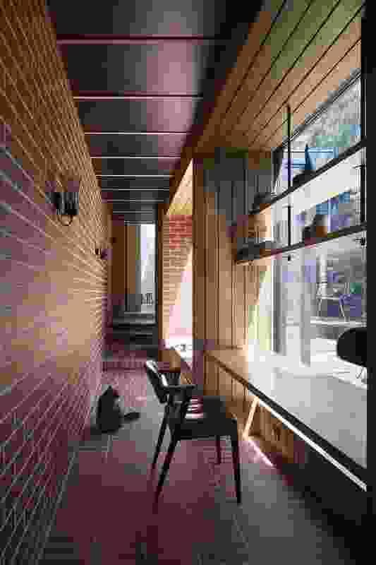 Carlton Cloister by MRTN Architects.
