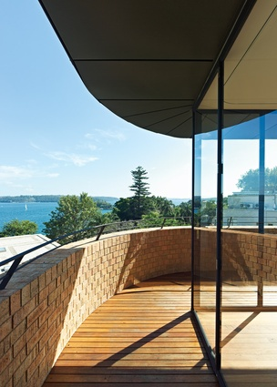 Darling Point House involved the extensive refurbishment of a heritage-listed building.