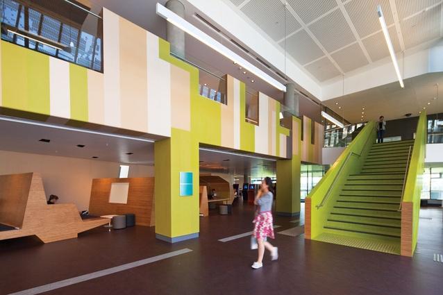 Victoria University Essp And Learning Commons By John Wardle Architects Architectureau