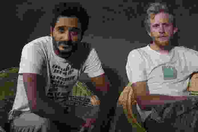 Yashar Hanstad and Andreas Gjertsen of TYIN tegnestue.