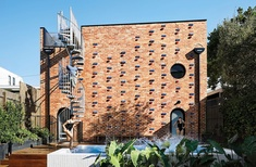 Australian practice in running to be named Dezeen's architect of the year