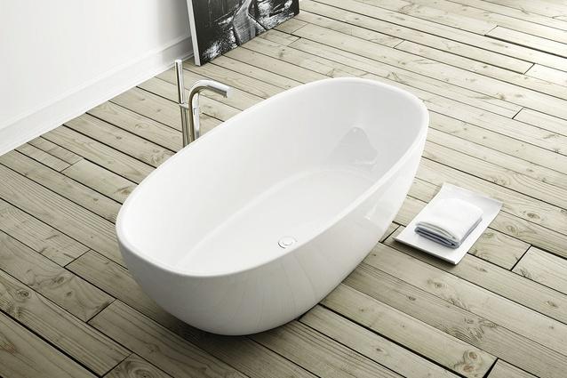 Barcelona bath.