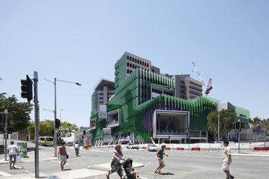Queensland Children's Hospital by Lyons.