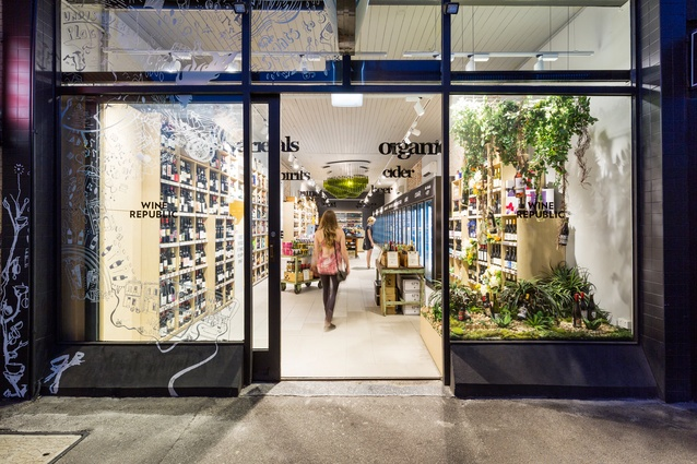 Wine Republic by Red Design Group.
