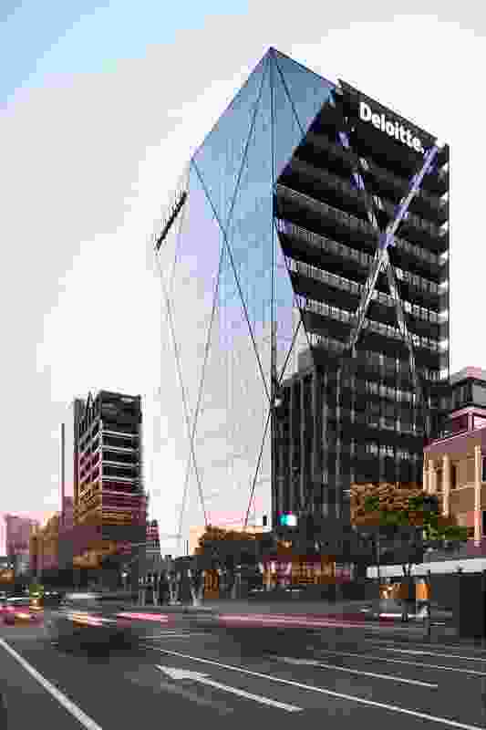 FInalist: Commercial Architecture – XXCQ by Studio Pacific Architecture.