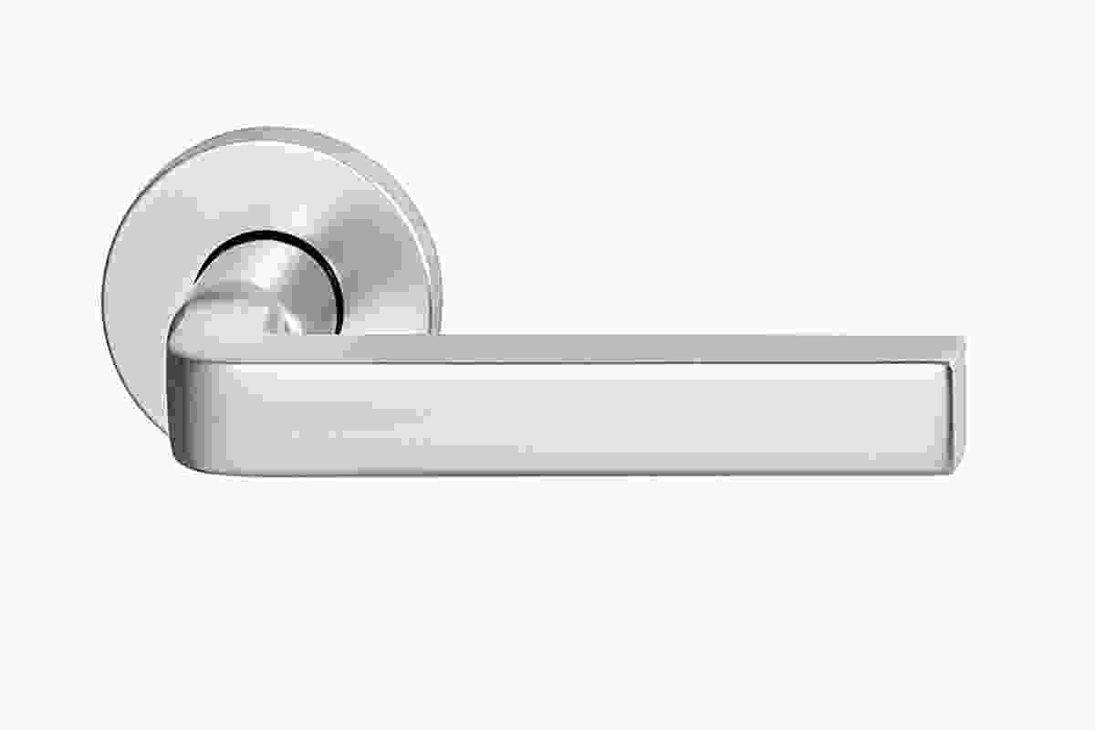 FSB bronze and aluminium door hardware.