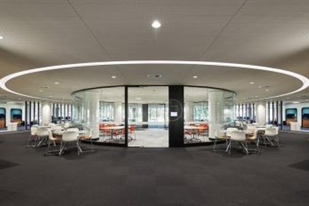 Reid Library, University of Western Australia by Schin Architects.