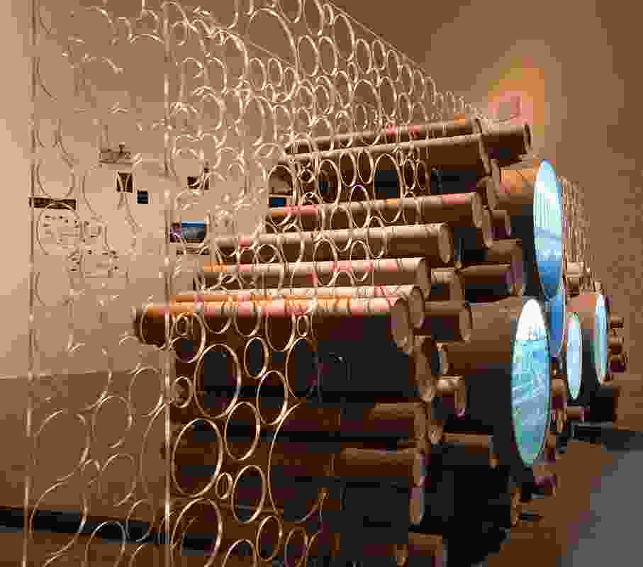 Braided Pathways a Practice Sustained by Difference – TCL's PhD model at the RMIT School of Architecture and Design Practice Research Symposium, October 2013.