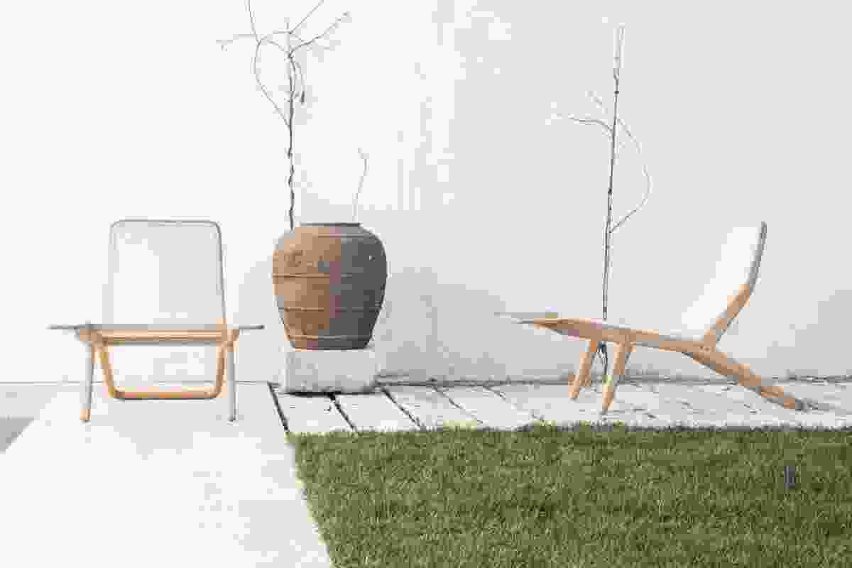 Barca Lounge Chair from Branca-Lisboa.