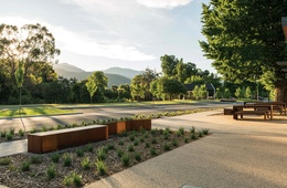 Landscape Architecture Award for Parks and Open Space