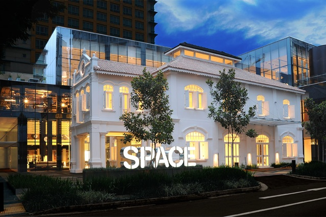 Space Asia Hub, Singapore.