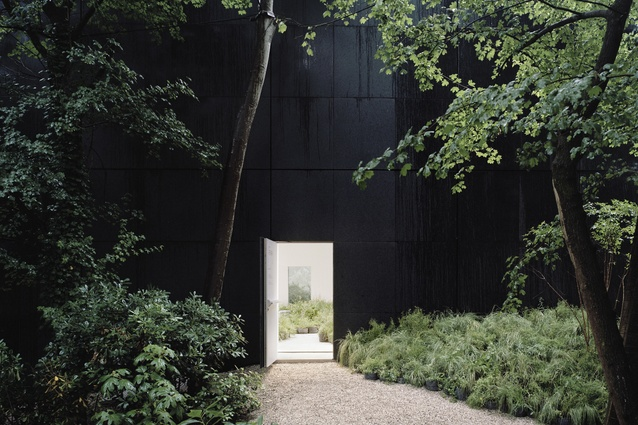 The Australian Institute of Architects' 2018 Venice Architecture Biennale exhibition, <I>Repair</I> by Baracco and Wright Architects and Linda Tegg.