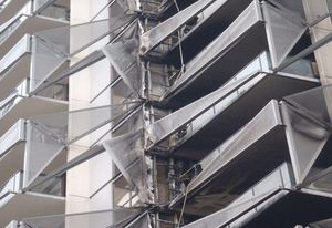 A fire at the Lacrosse building in Melbourne's Docklands prompted an audit of building with non-compliant cladding in Victoria.