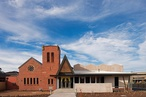 Cook Islands Uniting Church, Clayton, by Harmer Architecture