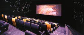 Cinema 1, seating 200.Image: Trevor Mein.