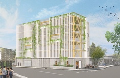 Harris Jenkins Architects designs WA's first CLT office building