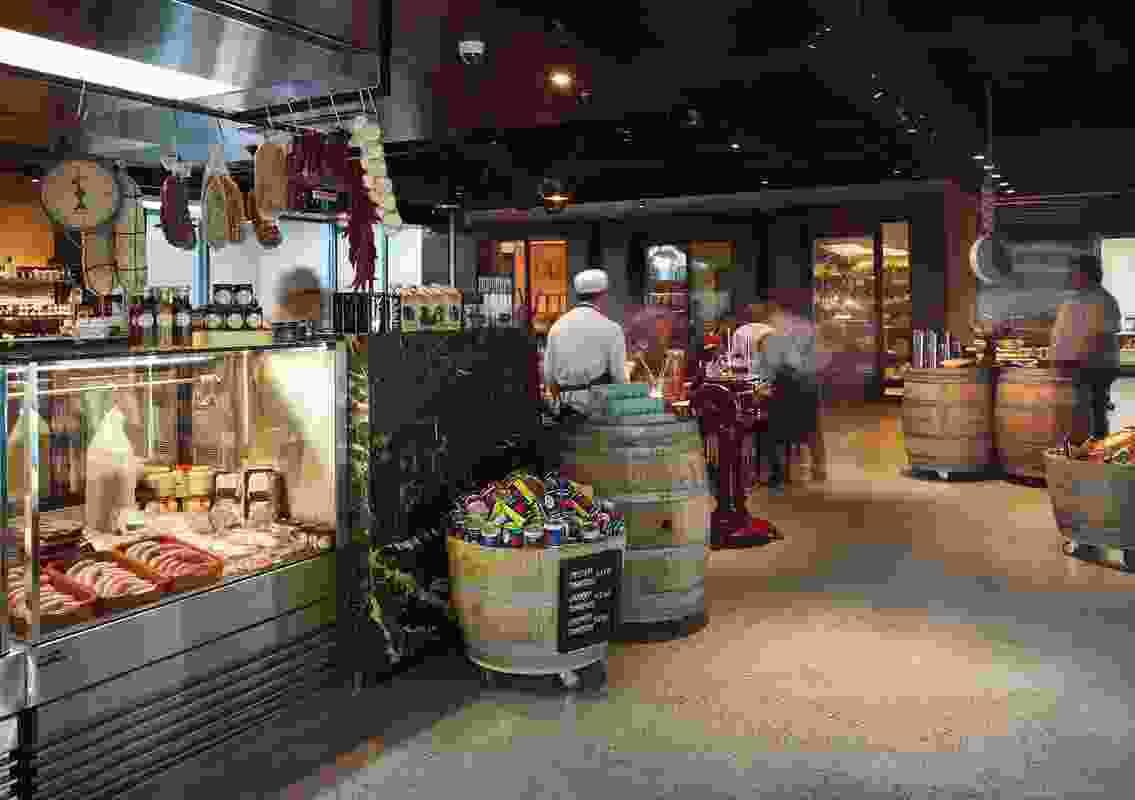 Retail Design – Signorelli Gastronomia by Geyer.
