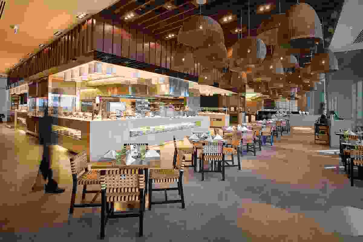 Colour in Commercial Design – Crowne Plaza Hotel Yas Island, Abu Dhabi by Kann Finch.