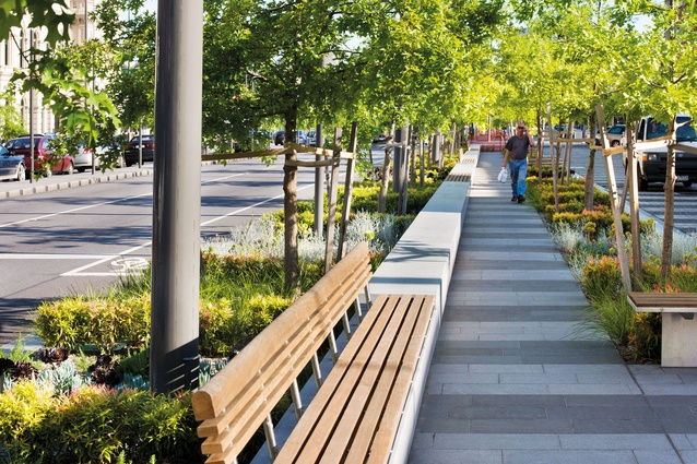 Revitalising Central Dandenong: Lonsdale Street Redevelopment by BKK/TCL Partnership.
