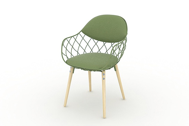 Piña chair.