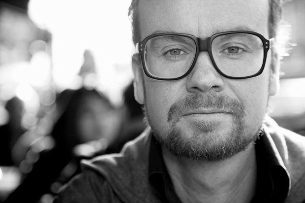 Designer Ross Gardam.