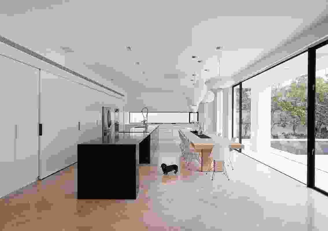 D Residence by Shareen Joel Design.
