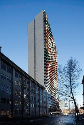 A'Beckett Tower by Elenberg Fraser.
