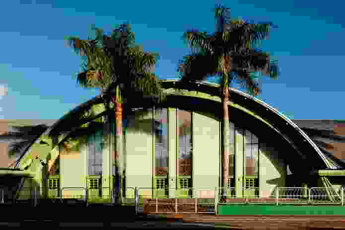 Queen Salote Memorial Hall in Nuku'alofa, Tonga.