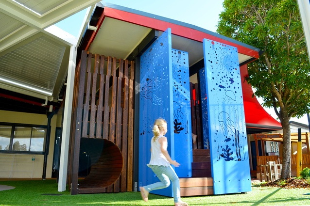 Caloundra Christian College Early Learning Centre by Greenedge Design Consultants.