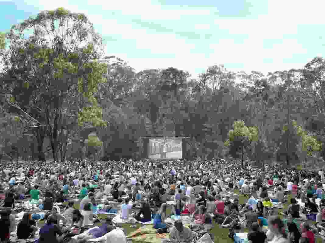 Wianamatta Regional Park Masterplan by Environmental Partnership NSW.