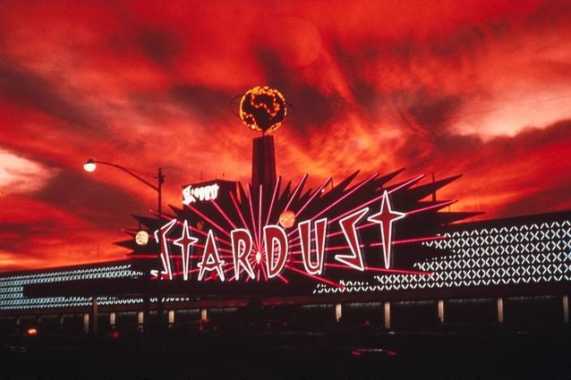 The Stardust hotel and casino, Las Vegas, 1968.
