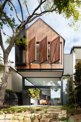 Dolls House by Day Bukh Architects.