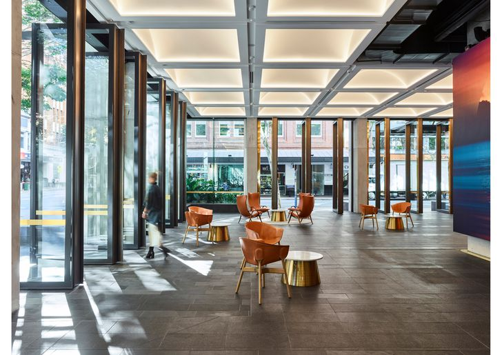 100 Creek Street Redevelopment by Cameron and Co Architecture.
