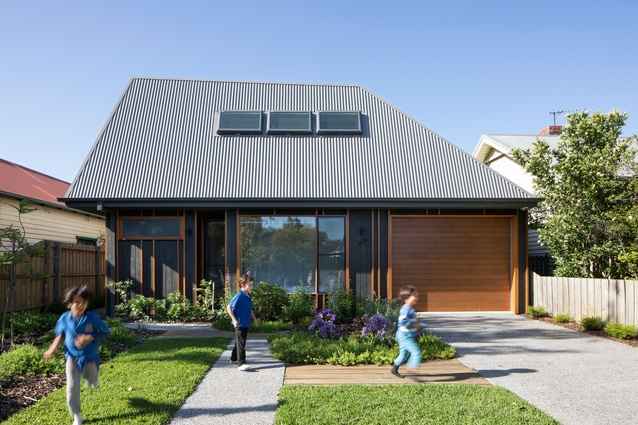 Thornbury House by Bent Architecture.