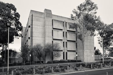 Footscray Psychiatric Centre, designed circa 1969 by an unknown architect.