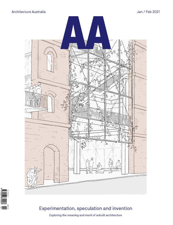 澳大利亚建筑,2021年1月