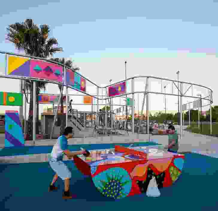 Julia Reserve Youth Park by JMD design