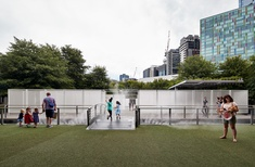 Tracing a 'revelatory path': 2017 NGV Architecture Commission