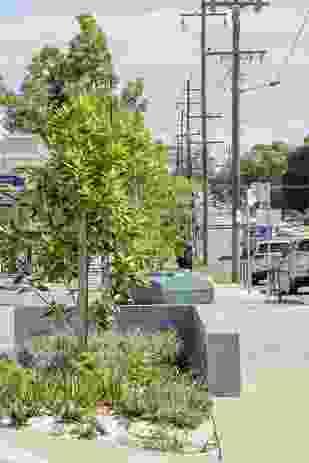 Sydney Street Shops by Sprout Landscape Architecture