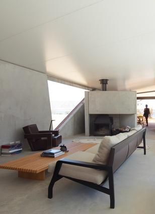 Bethanga House (Vic) by tUG workshop.
