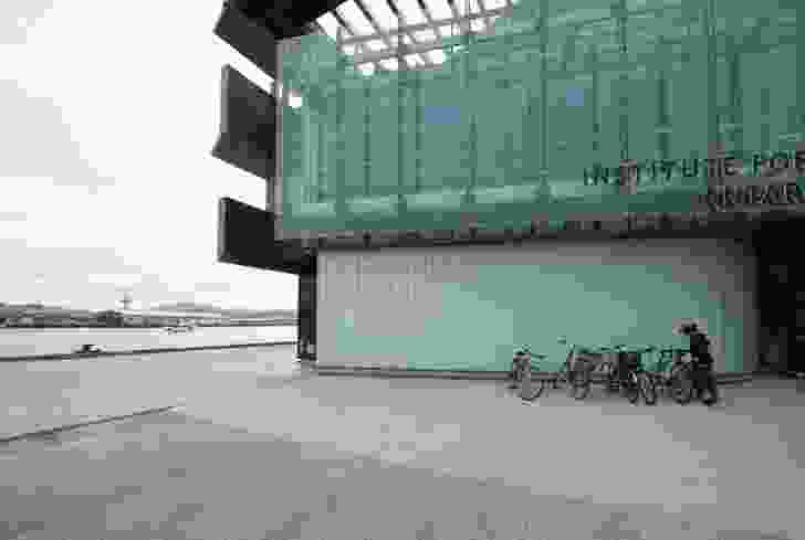 UTAS Institute for Marine & Antarctic Studies by John Wardle Architects + Terroir, in Association.