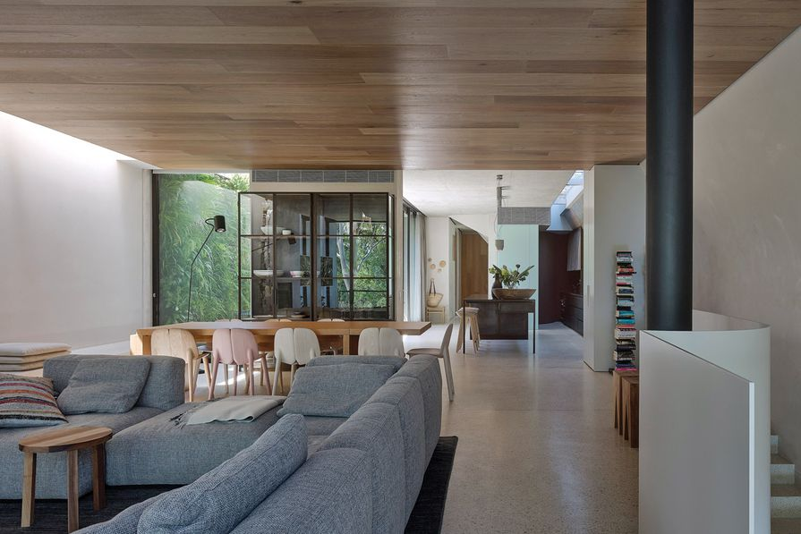 Park House by Leeton Pointon Architects + Interiors and Allison Pye Interiors.